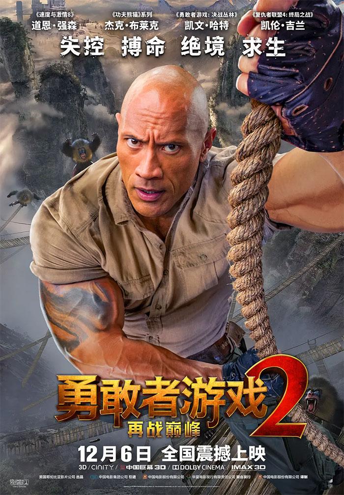 《勇敢者游戏2:再战巅峰》蓝光原盘资源